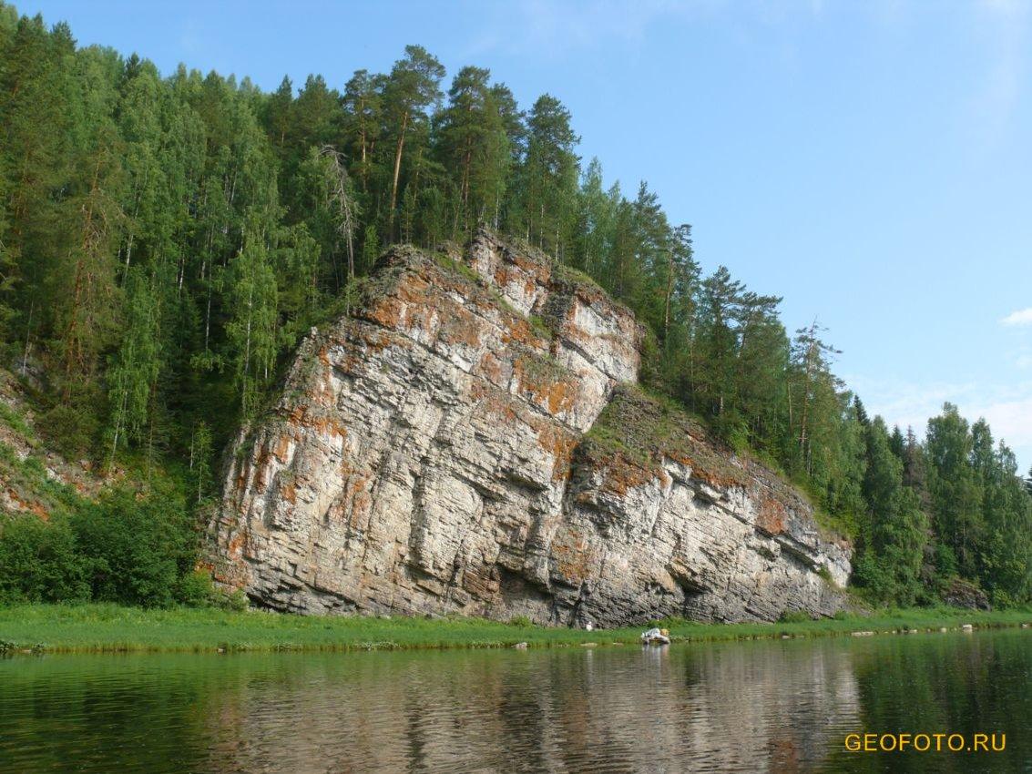 GEOFOTO.RU. Фотографии - СПЛАВ по ЧУСОВОЙ. УРАЛ-2011. Пермский ...
